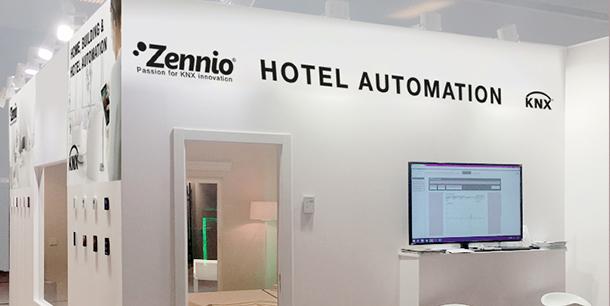 خانه هوشمند Zennio